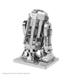 Metal Earth - Star Wars R2D2- 3D fémépítő Ajándéktárgyak