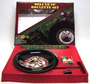 Rulett készlet 25 cm - 620402 Ajándéktárgyak