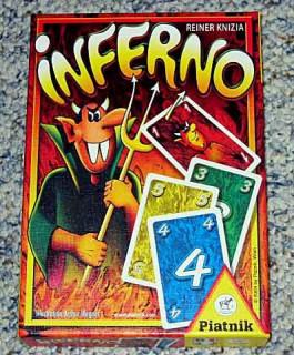 Inferno Ajándéktárgyak