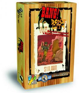 Bang! Dodge City - magyar kiadás AJÁNDÉKTÁRGY
