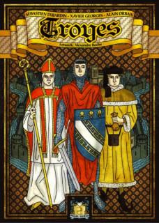 Troyes Ajándéktárgyak