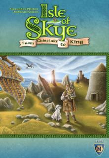 Isle of Skye: Chieftan to King Ajándéktárgyak