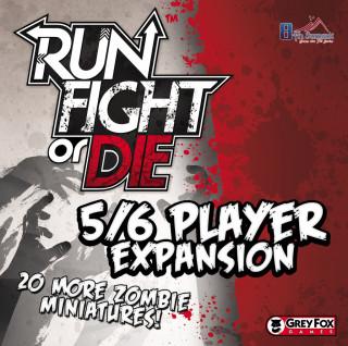 Run, Fight or Die Zombie Horde Ajándéktárgyak