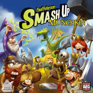 Smash Up: Munchkin Ajándéktárgyak