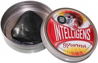 Intelligens Gyurma - szupermágnes fekete Ajándéktárgyak