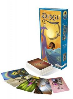 Dixit 3 - Utazás AJÁNDÉKTÁRGY