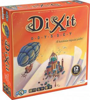Dixit Odyssey AJÁNDÉKTÁRGY