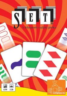 SET! A felismerés családi játéka Ajándéktárgyak