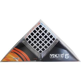 V-CUBE 6x6 versenykocka, fehér, lekerekített Ajándéktárgyak