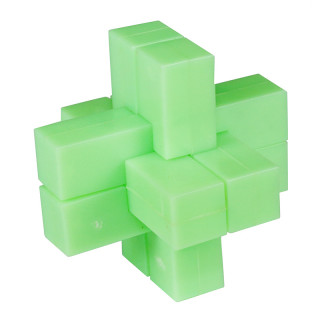 RG The Cross puzzle, fluoreszkáló Ajándéktárgyak