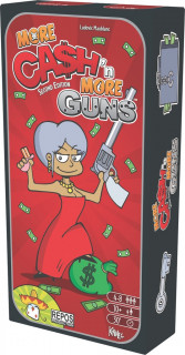 More Cash N' Guns AJÁNDÉKTÁRGY