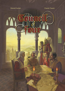 The Council of Four Ajándéktárgyak