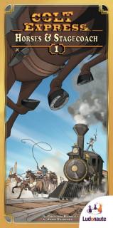 Colt Express: Horses and Stagecoach kiegészítő Ajándéktárgyak