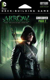 DC Comics Deck Building Game: Arrow the Television Series kiegészítő Ajándéktárgyak