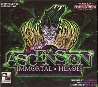 Ascension: Immortal Heroes Ajándéktárgyak