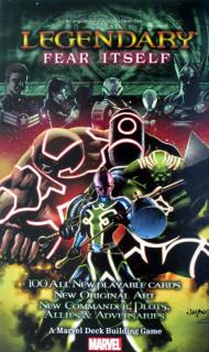 Legendary Villains - Fear Itself kiegészítő Ajándéktárgyak