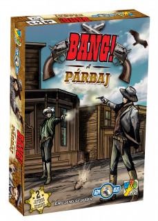 Bang! A párbaj AJÁNDÉKTÁRGY