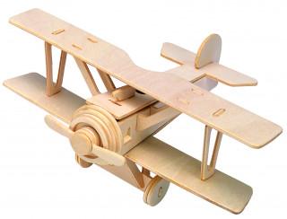 Gepetto's Workshop - Duplaszárnyú repülő - 3D puzzle Ajándéktárgyak