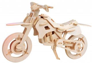 Gepetto's Workshop - Krosszmotor - 3D fapuzzle Ajándéktárgyak