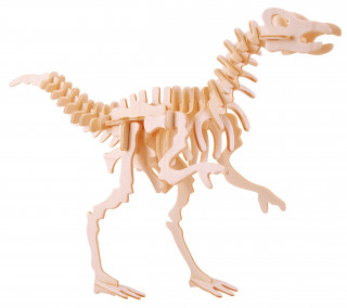 Gepetto's Workshop - Ornithomimus - 3D fapuzzle Ajándéktárgyak