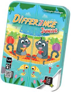 Difference Junior AJÁNDÉKTÁRGY