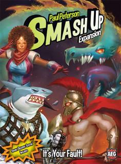 Smash Up: It's Your Fault kiegészítő Ajándéktárgyak