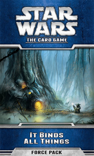 Star Wars LCG: It Binds All Things (Echoes of the Force Cycle 5) Ajándéktárgyak