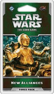 Star Wars LCG: New Alliances (Endor Cycle 2) Ajándéktárgyak