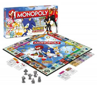 Monopoly Sonic Ajándéktárgyak