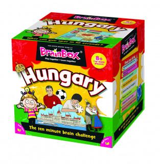 Brainbox - Hungary (angol nyelvű) AJÁNDÉKTÁRGY
