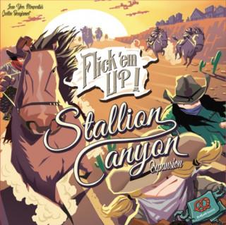 Flick 'em Up! - Stallion Canyon kiegészítő AJÁNDÉKTÁRGY