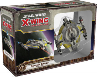 Star Wars X-Wing: Shadow Caster expansion pack Ajándéktárgyak