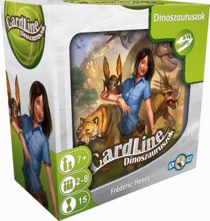 Cardline: Dinoszauruszok AJÁNDÉKTÁRGY