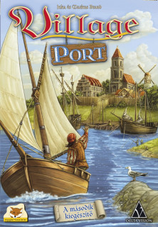 Village: Nemzedékek játéka - Village Port kiegészítő AJÁNDÉKTÁRGY