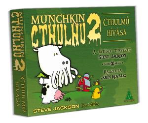 Munchkin Cthulhu 2 - Cthulmú hívása AJÁNDÉKTÁRGY