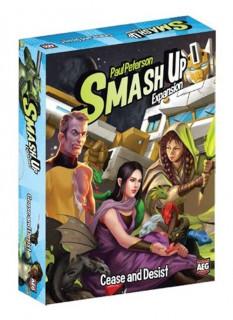 Smash Up: Cease and Desist kiegészítő AJÁNDÉKTÁRGY