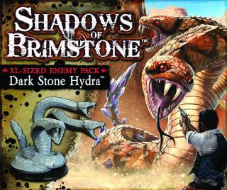 Shadows of Brimstone: Dark Stone Hydra XL Enemy Pack kiegészítő Ajándéktárgyak