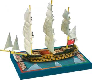 Sails of Glory: HMS Zealous 1785 Ajándéktárgyak