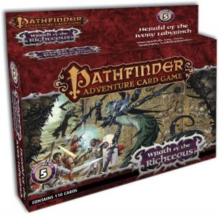 Pathfinder: Wrath of the Righteous - Herald of the Ivory Labyrinth (5. adventure deck) Ajándéktárgyak