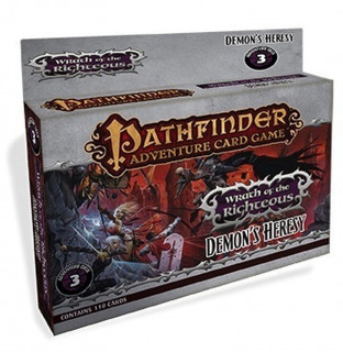 Pathfinder: Wrath of the Righteous - Demon's Heresy (3. adventure deck) Ajándéktárgyak