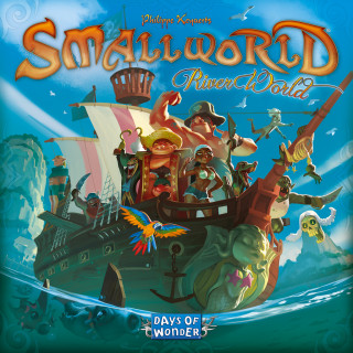 Small World: River World AJÁNDÉKTÁRGY