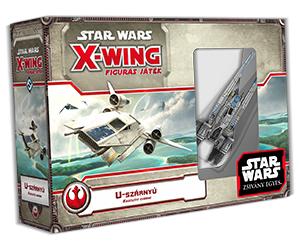 Star Wars X-Wing: U-szárnyú kiegészítő Ajándéktárgyak