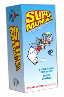 Super Munchkin AJÁNDÉKTÁRGY
