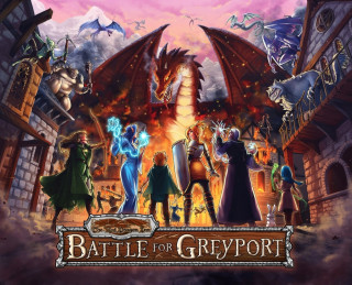 Red Dragon Inn: Battle for Greyport Ajándéktárgyak