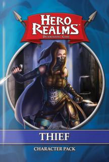 Hero Realms Character Pack: Thief Ajándéktárgyak
