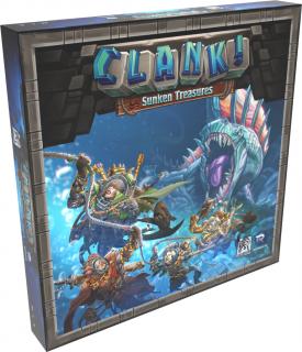 Clank! - Sunken Treasures kiegészítő Ajándéktárgyak