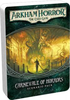 Arkham Horror LCG: Carnevale of Horrors Scenario Pack Ajándéktárgyak