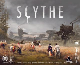 Scythe Ajándéktárgyak
