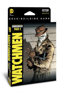 DC Comics Deck Building Game: Watchmen Crossover Pack Ajándéktárgyak