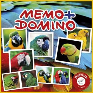 Papagájok Memo&Domino Ajándéktárgyak
